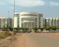 Construction du siège de l'AGETIPE